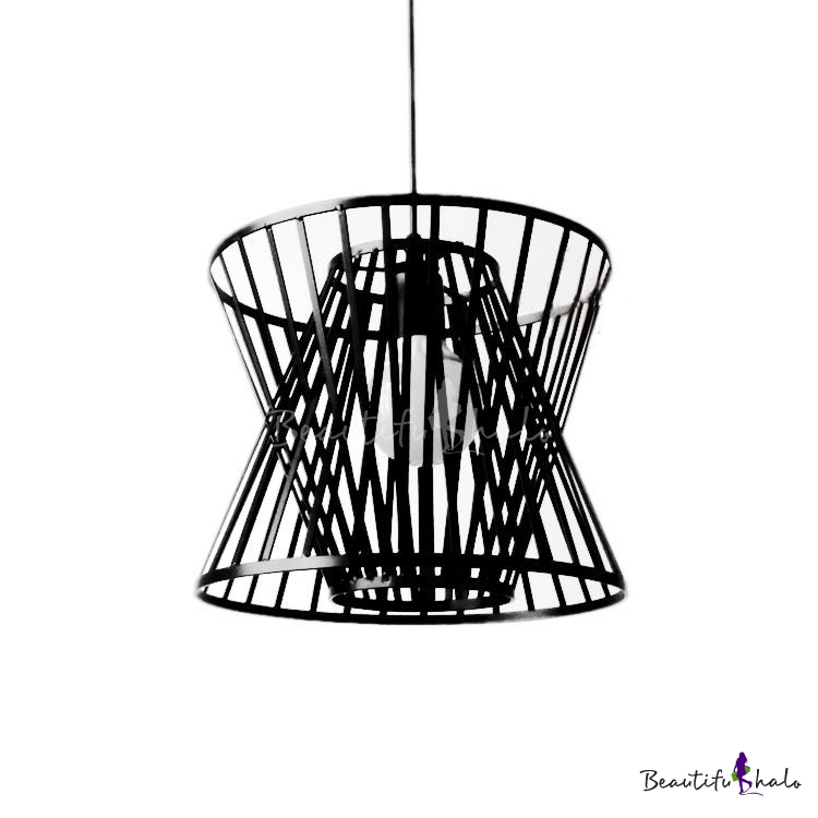 Industrial Hanging Pendant Light in Nordic Style with