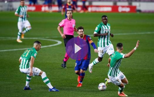 Preview: Real Betis vs. Barcelona on beIN SPORTS