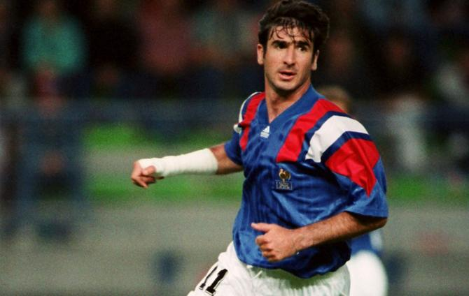 Eric cantona scores his final goal for manchester united, 1997. Eric Cantona A Tale Of International Woe With Les Bleus