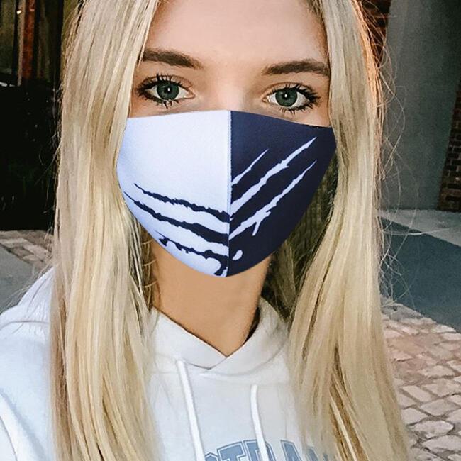 Anti-Dust Reusable Breathable Fashion Face Mask
