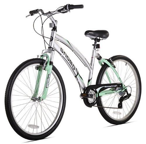 Northwoods Pomona Women's Dual Suspension Comfort Bike, 26