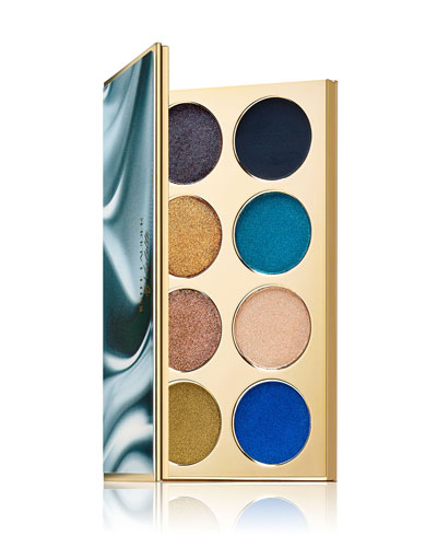 Eyeshadow Palette, Blue Dahlia