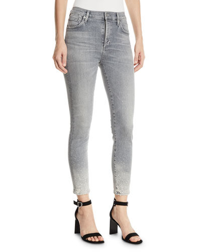 8f69b85ccc1 Rocket Crop High-Rise Skinny Jeans