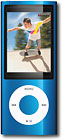 Apple iPod nano 16GB MP3 Player(5th Gen) - Blue