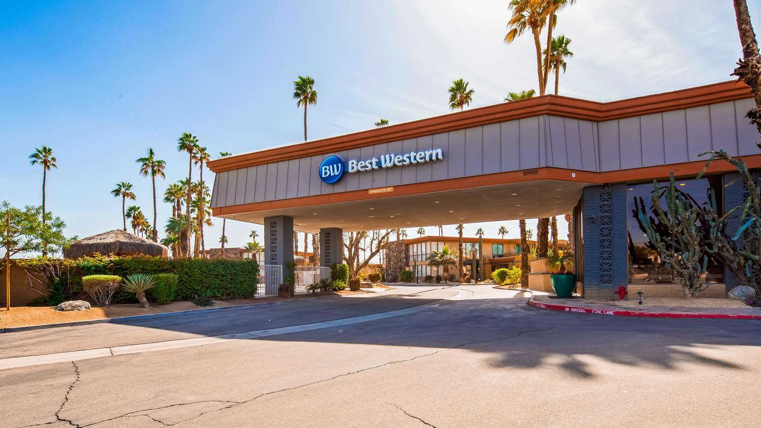 Relaxing Indio Ca Hotel Best Western Date Tree Hotel
