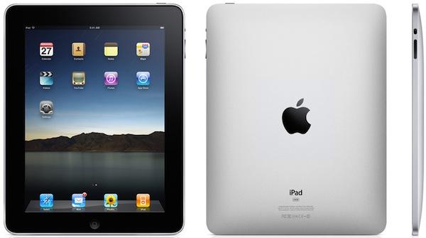 iPad front-back