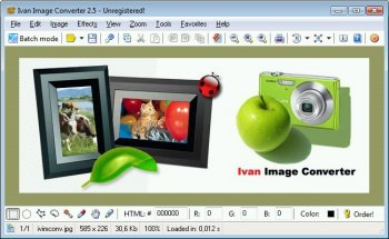 Ivan Image Converter | FileForum