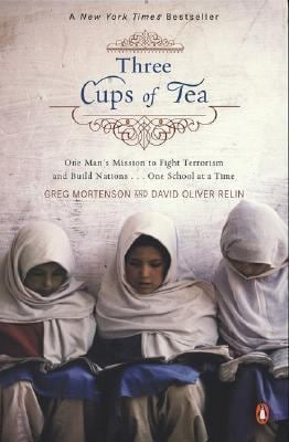 Three Cups of Tea: One Man's Mission to Promote Peace . . . One School at a Time 9780143038252