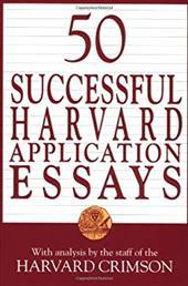 Best college admission essay books