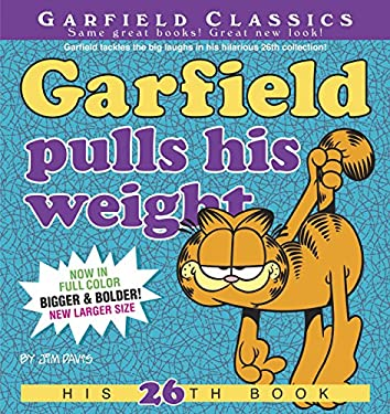 Garfield Pulls His Weight: His 26th Book