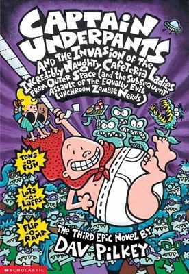 Captain Underpants And The Invasion Of The Incredibly