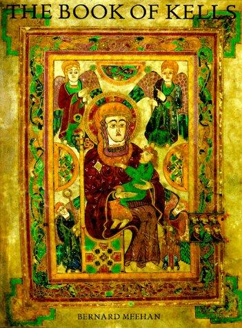 Bernard Meehan, The Book of Kells