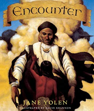 Image result for encounter - jane yolen