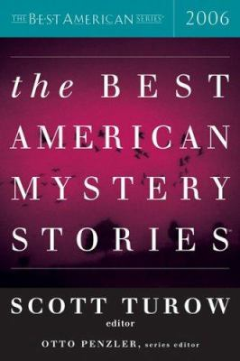 The Best American Mystery Stories By Scott Turow, Otto