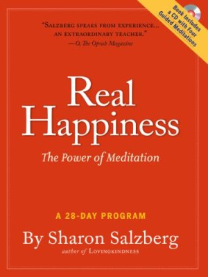 Real Happiness by Sharon Salzberg