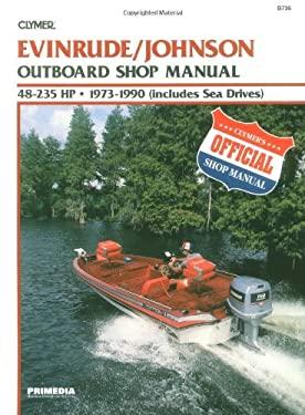 evinrude johnson outboard shop manual 48 235 hp 1973 1990. Black Bedroom Furniture Sets. Home Design Ideas