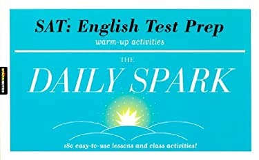 The Daily Spark Sat By Sparknotes Editors  Reviews, Description & More  Isbn#9781411402232