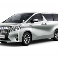 All New Alphard Vs Vellfire Ukuran Ban Grand Avanza Veloz Toyota Enter 3rd Generation With Uglier Faces 2015