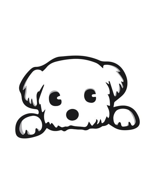 Buy Pup Printed Half Sleeve T-Shirt For Men Online India