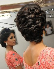 5 indian bridal hairstyles