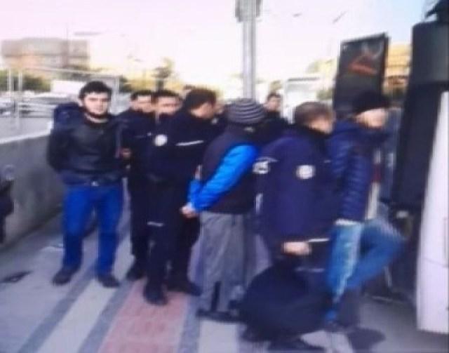 Mersin'de DEAŞ üyesi 4 Çeçen yakalandı