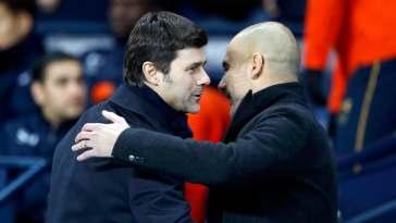 «Le meilleur entraîneur au monde», l'éloge de Pochettino à Guardiola