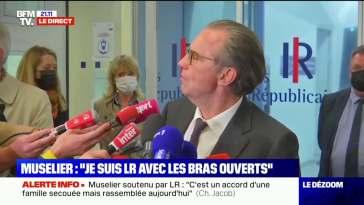 """Renaud Muselier à propos des régionales: """"En aucun cas il n'y a un piège de monsieur Castex"""""""