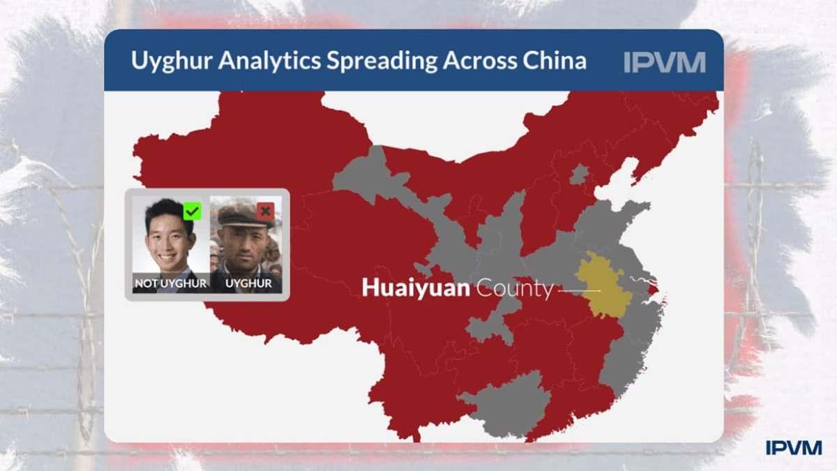 Huawei aiderait la Chine à identifier les Ouïghours par la reconnaissance  faciale