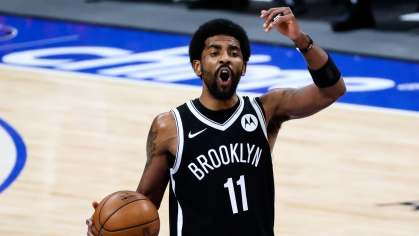 anti-vaccine; Kyrie Irving would unfold conspiracy theories within the locker room