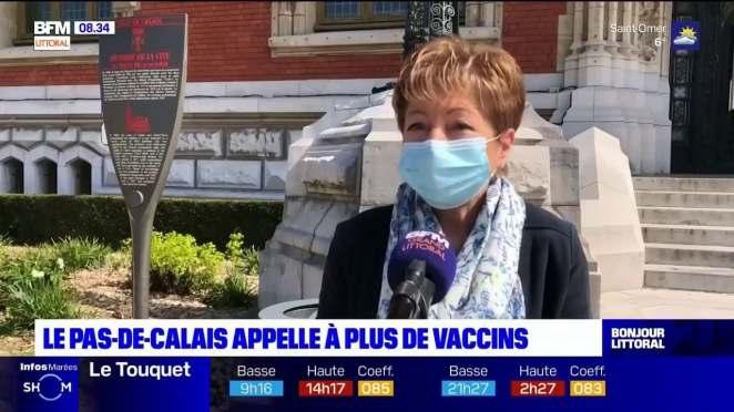 les maires du Pas-de-Calais réclament des doses de vaccin supplémentaires