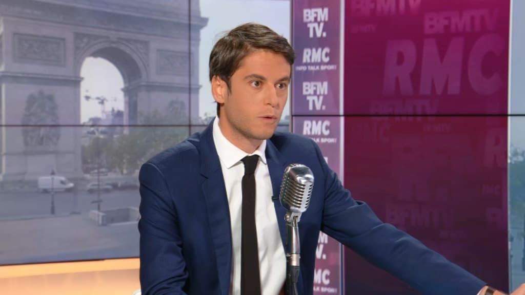 pour Gabriel Attal, Emmanuel Macron a tenu son «engagement»
