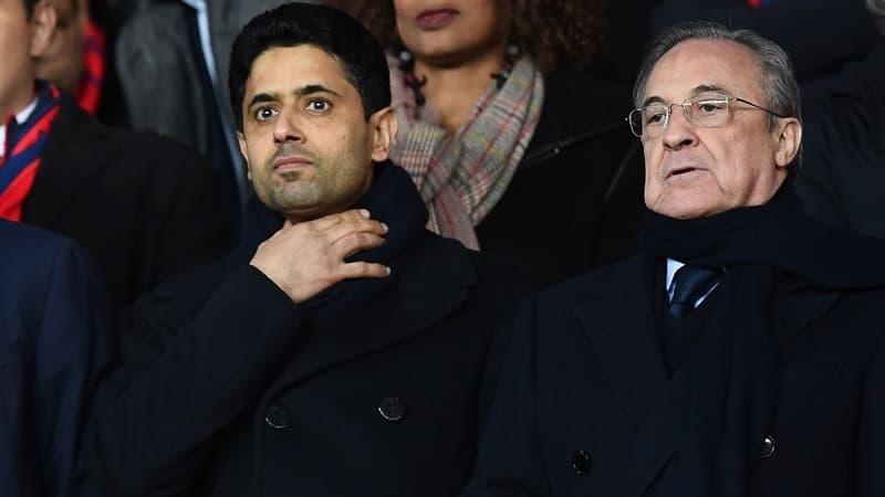 Perez dément avoir invité le PSG et ne craint pas des sanctions