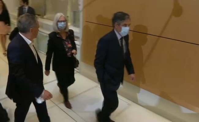 François Fillon Condamné à 2 Ans De Prison Ferme 3 Ans