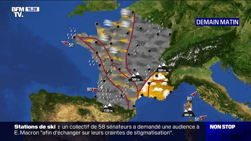 previsions meteo bfmtv