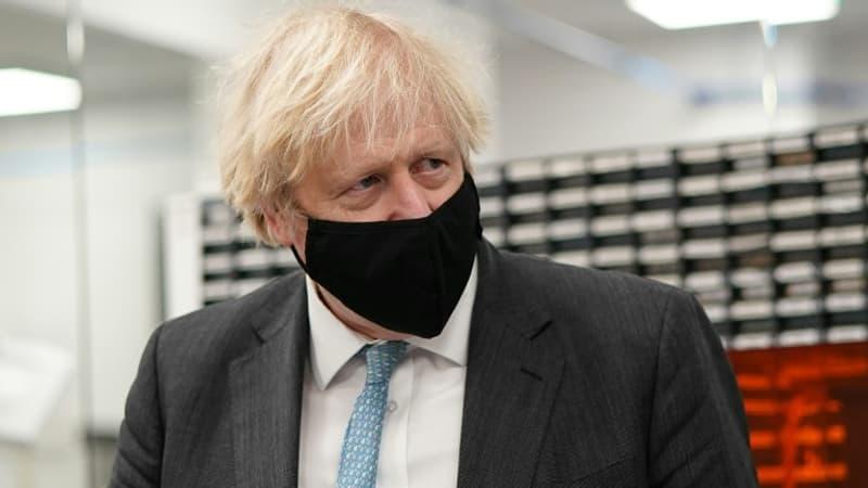 Boris Johnson dément toute intervention en faveur d'un rachat