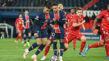 Ligue des champions: l'énorme coup du PSG, en demi-finales en sortant le Bayern