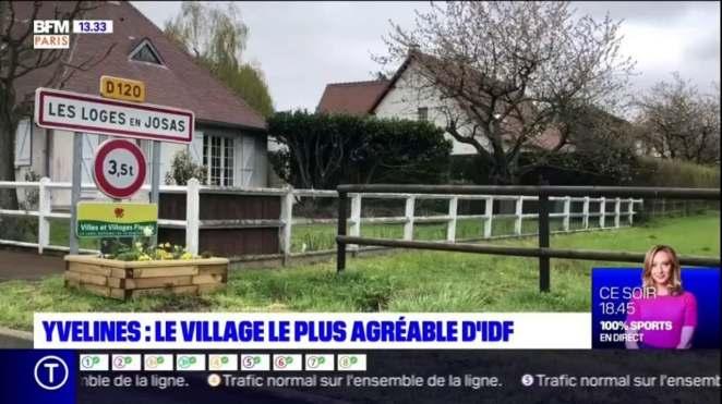 Les Loges-en-Josas, 9e village où il fait bon vivre en France