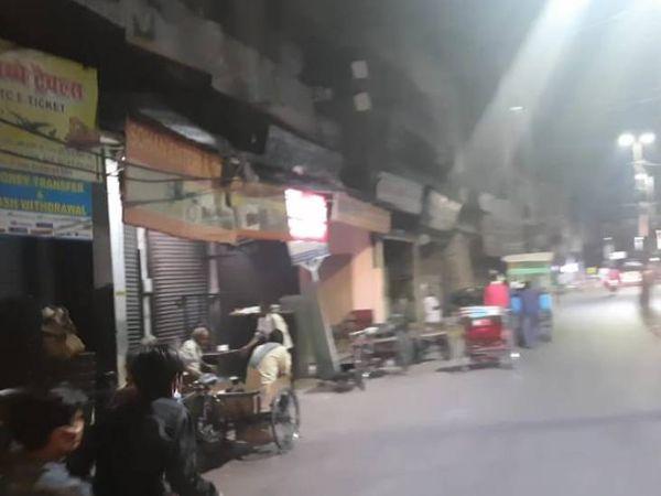 मेडिसिन मार्केट, कैसरबाग, अमीनाबाद।