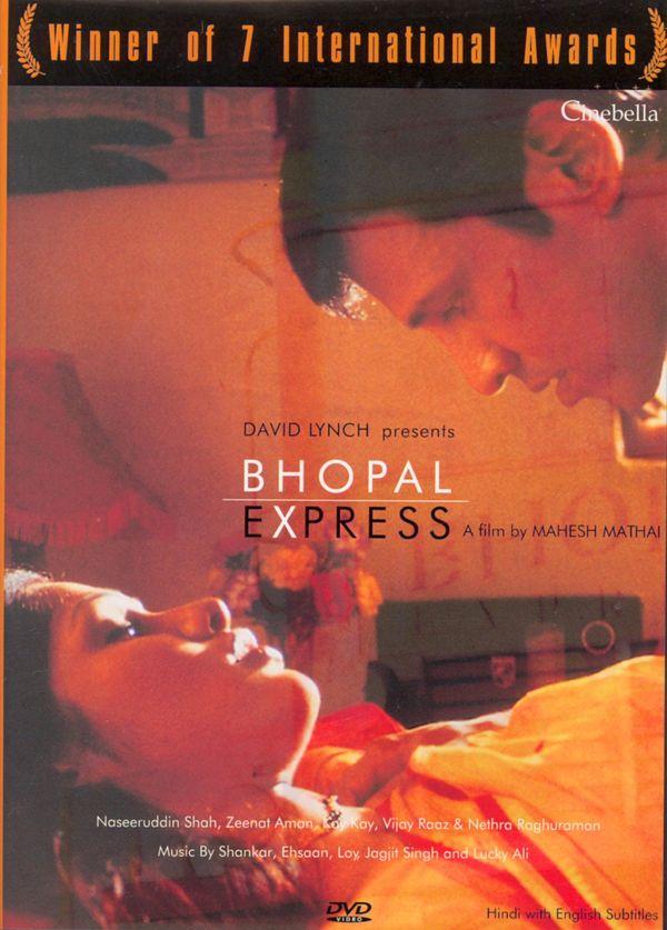 'भोपाल एक्सप्रेस' 1999 में रिलीज हुई थी। 1984 की गैस त्रासदी पर बेस्ड इस फिल्म में के के मेनन, नसीरुद्दीन शाह, नेत्रा रंगनाथन, जीनत अमान और विजय राज ने अहम भूमिका निभाई थी।