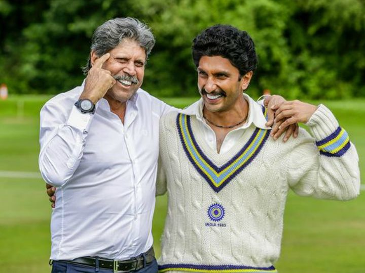 Ranveer Singh, who is playing Kapil Dev's role in 83, told him the greatest captain, said - thank you, we are telling your story. World Daily News24 - English