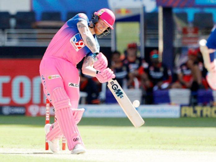 रेजिडेंट जॉल्स के लिए बेन स्टोक्स ने 15 रन की पारी खेली।