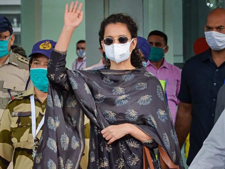 BMC pays Rs 82 lakh in case against Kangana Ranaut - Latest Breaking News Updates