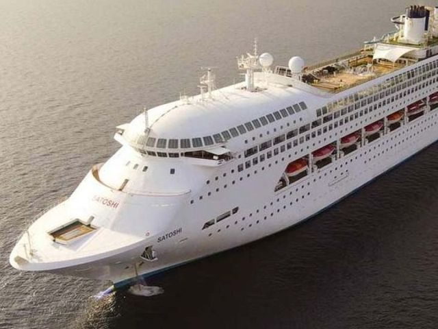 The crypto cruise will be auctioned after reaching Gujarat by the end of January.