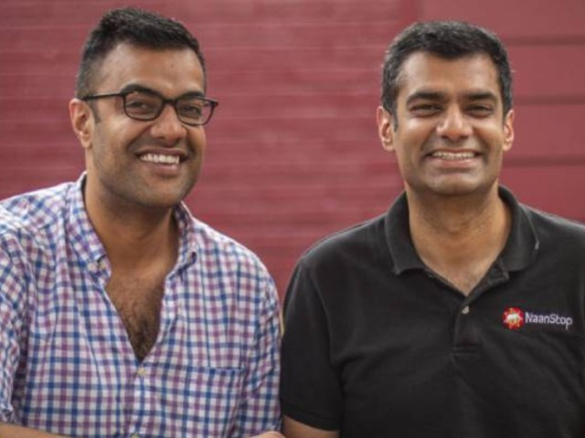 In January 2011, Neil and Sameer started Naan Stop with a food truck.