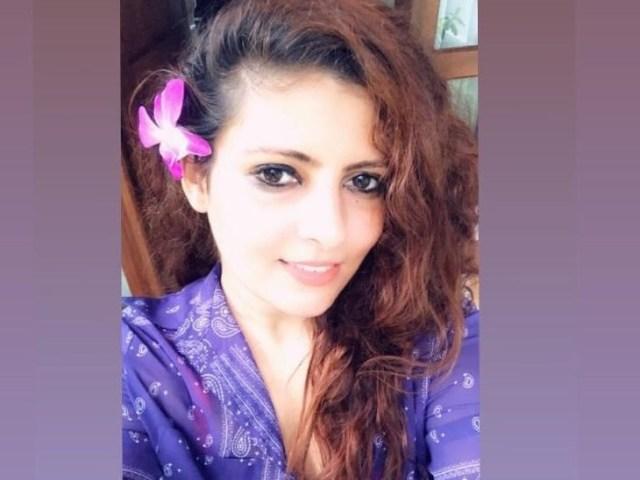 Sandeep's wife Kanchan Sharma-file photo