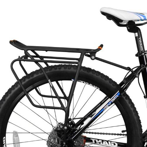 ibera bike rack bicycle touring carrier plus for disc brake mount sporting goods carrier pannier racks