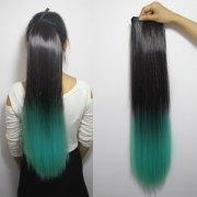 hair extensions & weaves - black