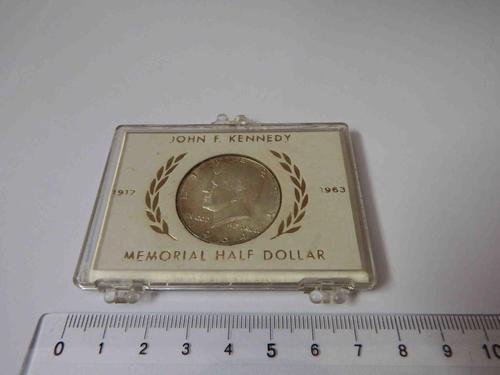 Dollar 1964 Half Kennedy Memorial
