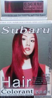 hair colourants & dyes - color