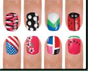 nails - mix box hot design nail